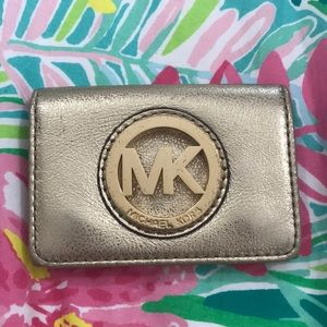 Michael Kors card holder!
